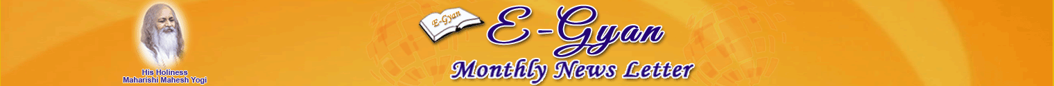 E-gyan Monthly News Letter